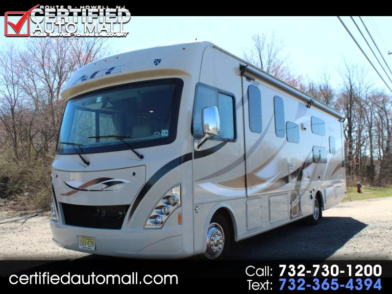2015 Ford Stripped Chassis Motorhome Thor Motorhome