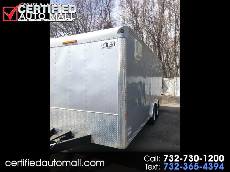 2008 Car Mate Trailer CM818C-CT