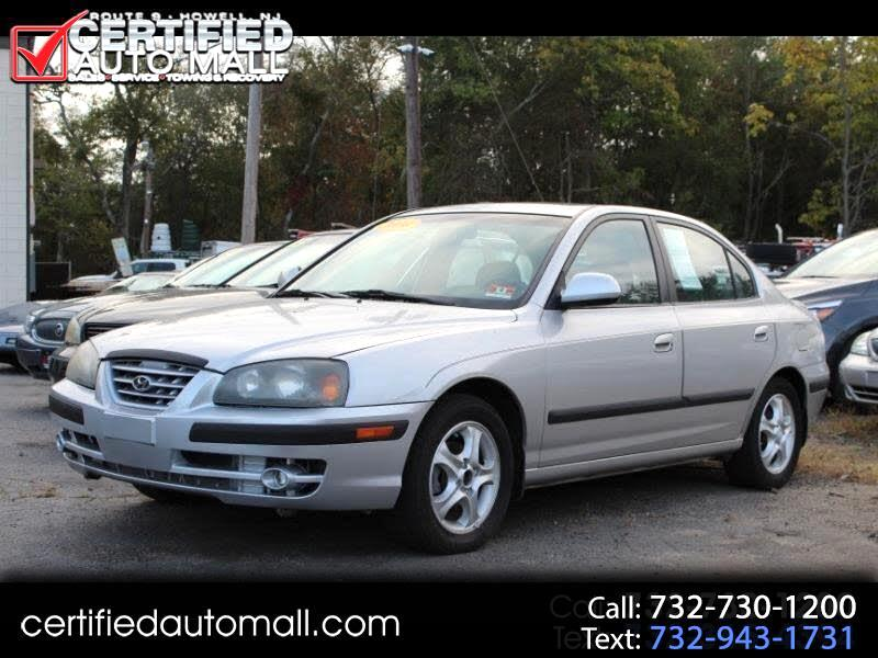 used 2004 hyundai elantra 4dr sdn gls auto for sale in howell north new jersey nj 07731 certified auto mall inc 2004 hyundai elantra 4dr sdn gls auto