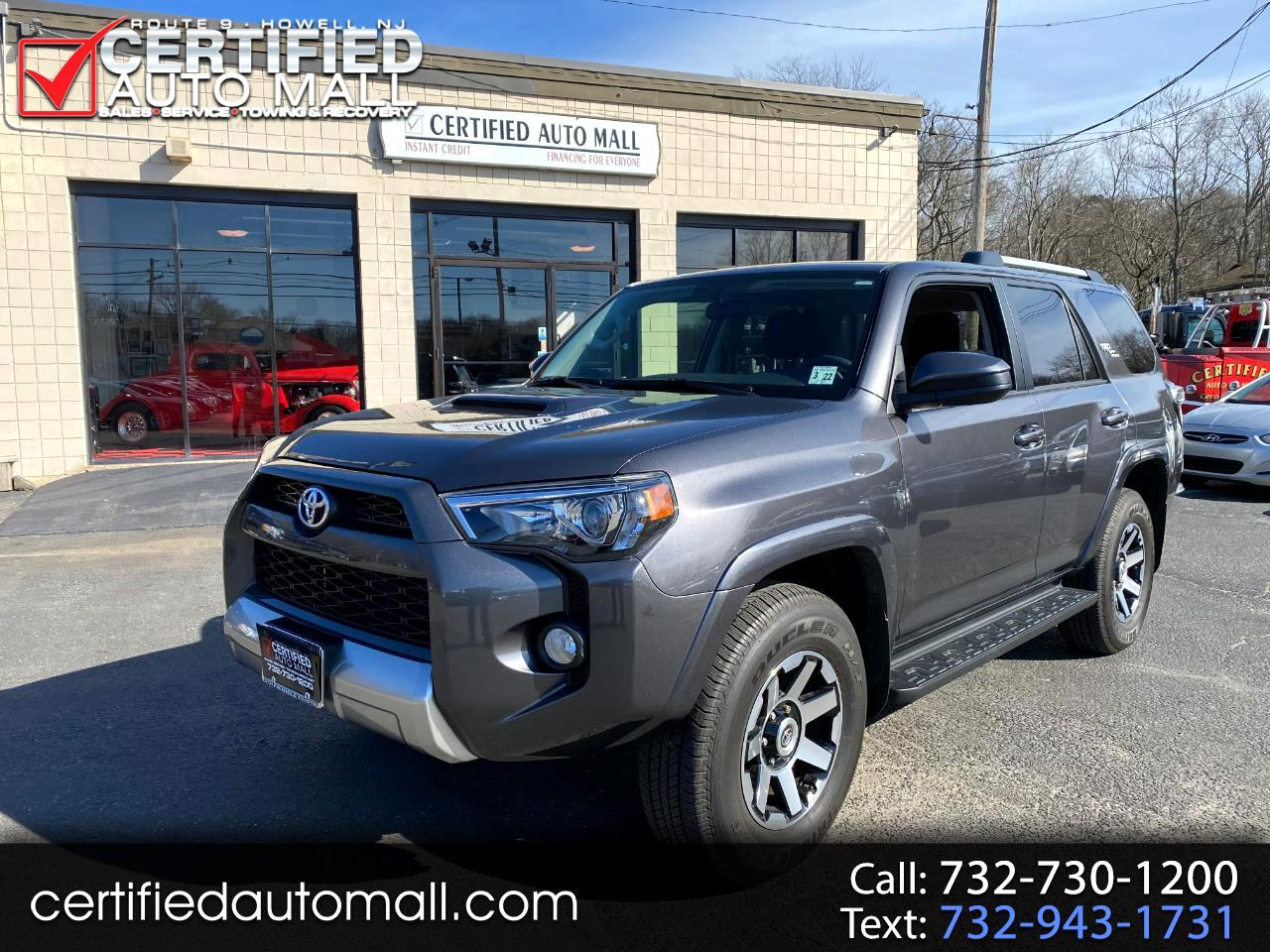 Toyota 4Runner TRD Off Road Premium 4WD (Natl) 2017