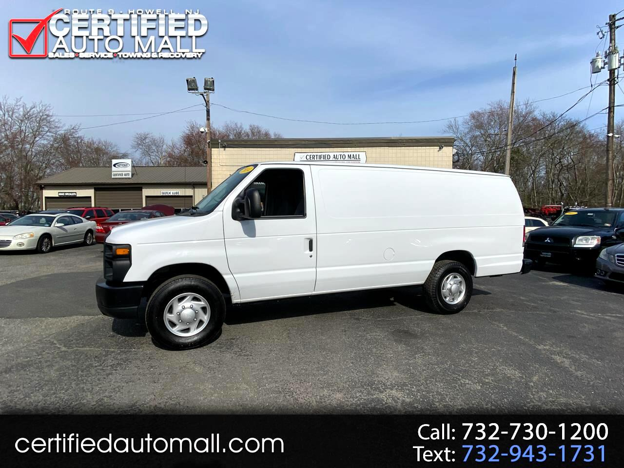 Ford Econoline Cargo Van E-350 Super Duty Ext Commercial 2014