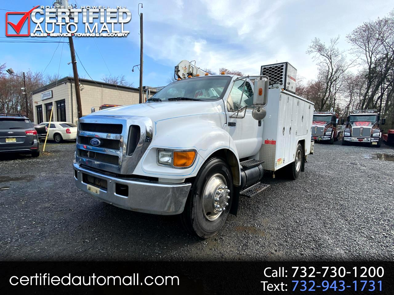 Ford Super Duty F-650 Straight Frame  2006