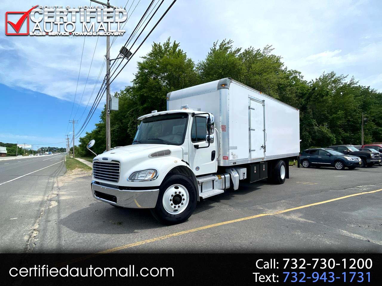 Freightliner M2 106 Medium Duty - 2017