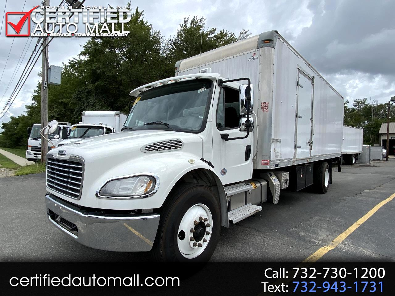 Freightliner M2 106 Medium Duty  2017
