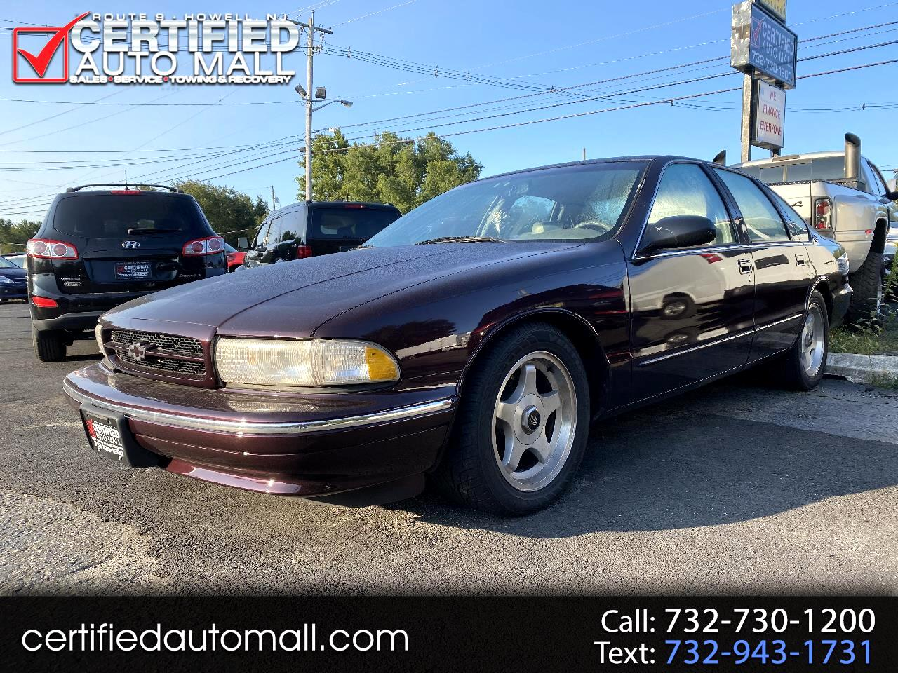 Chevrolet Caprice Classic/Impala SS 4dr Sedan 1995