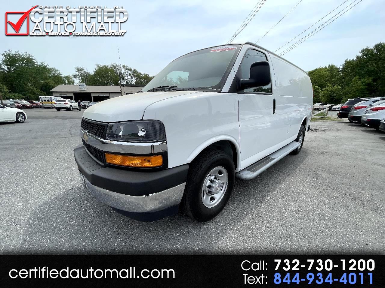 """Chevrolet Express Cargo Van RWD 2500 155"""" 2016"""