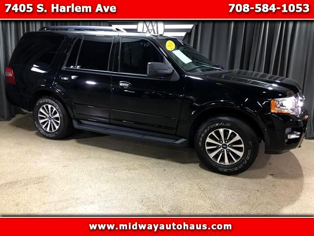 "2016 Ford Expedition 119"" WB XLT 4WD"