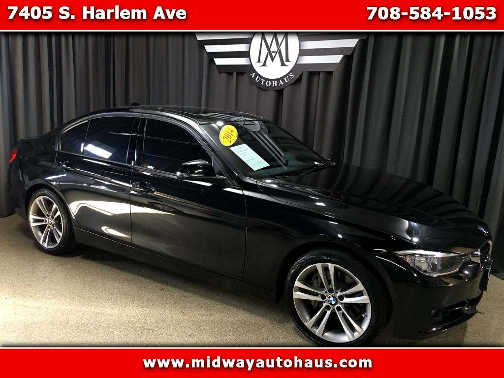2014 BMW 3 Series 4dr Sdn 335i xDrive AWD