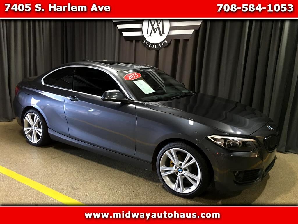 2015 BMW 2 Series 2dr Cpe 228i xDrive AWD
