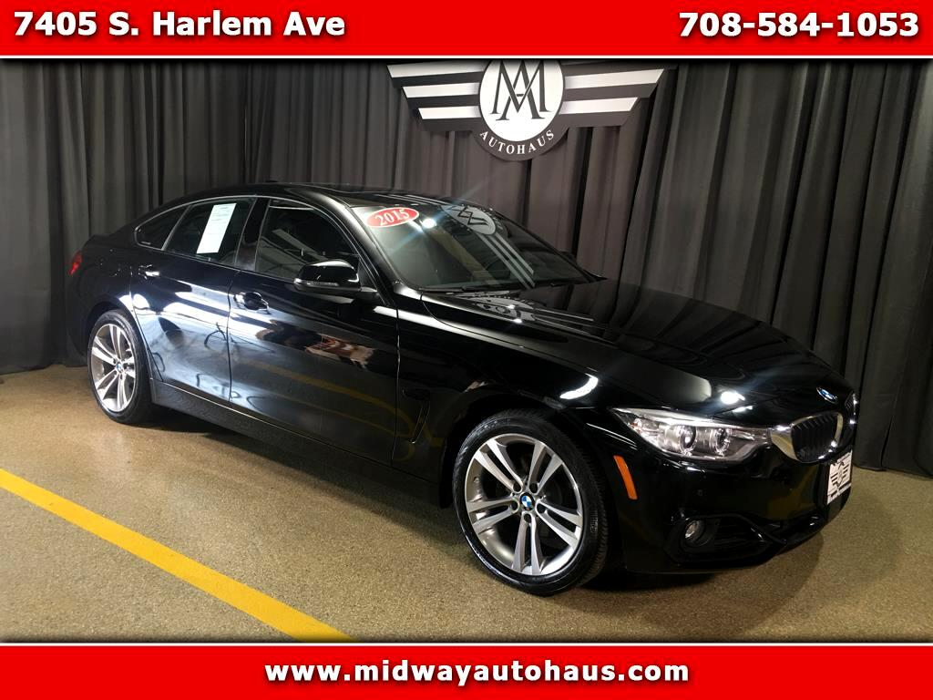 2015 BMW 4 Series 4dr Sdn 428i xDrive AWD Gran Coupe SULEV