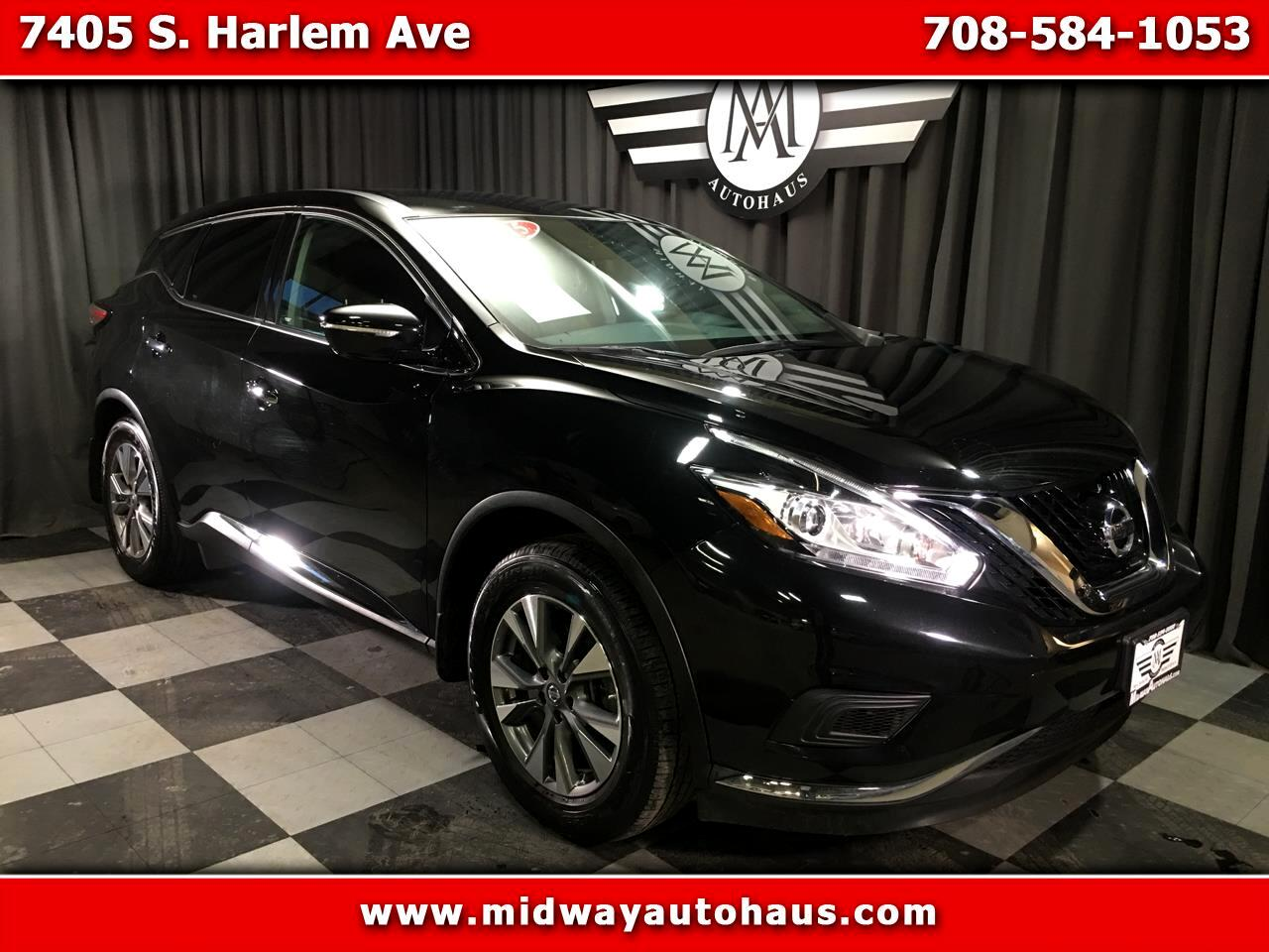 2015 Nissan Murano AWD 4dr S