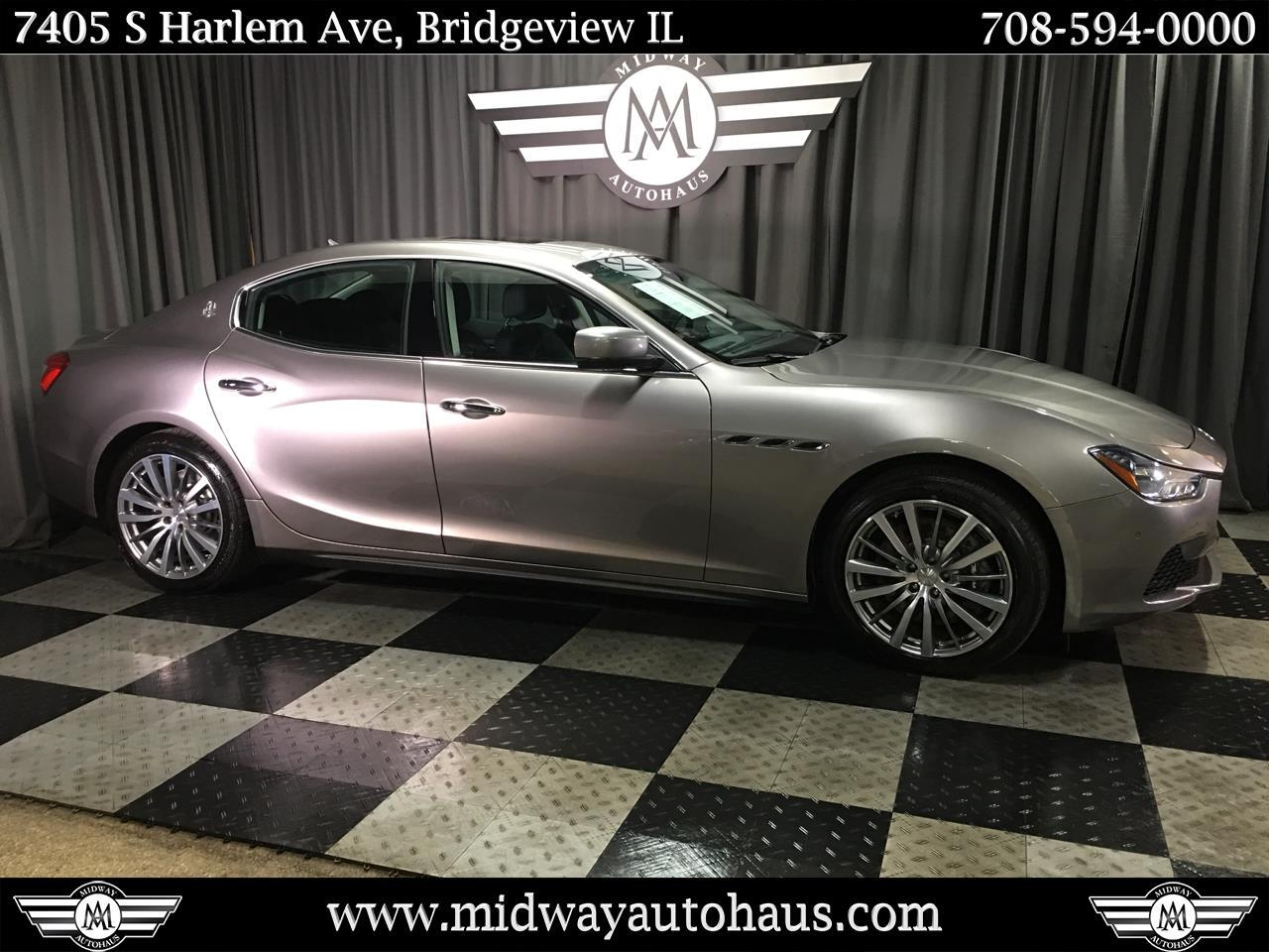Used Maserati Ghibli Bridgeview Il