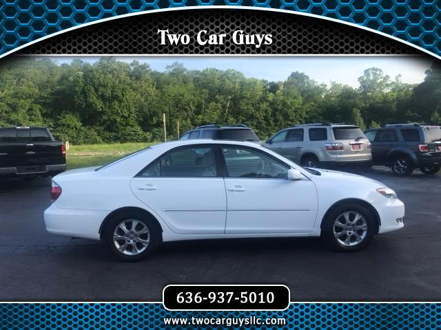 2005 Toyota Camry 4dr Sdn I4 Auto XLE (Natl)
