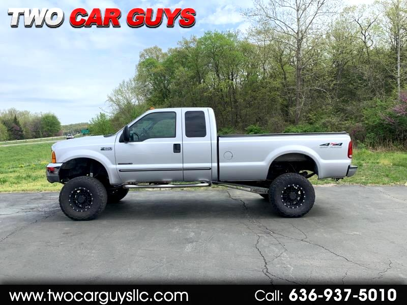 1999 Ford F-250 SD XLT SuperCab Long Bed 4WD