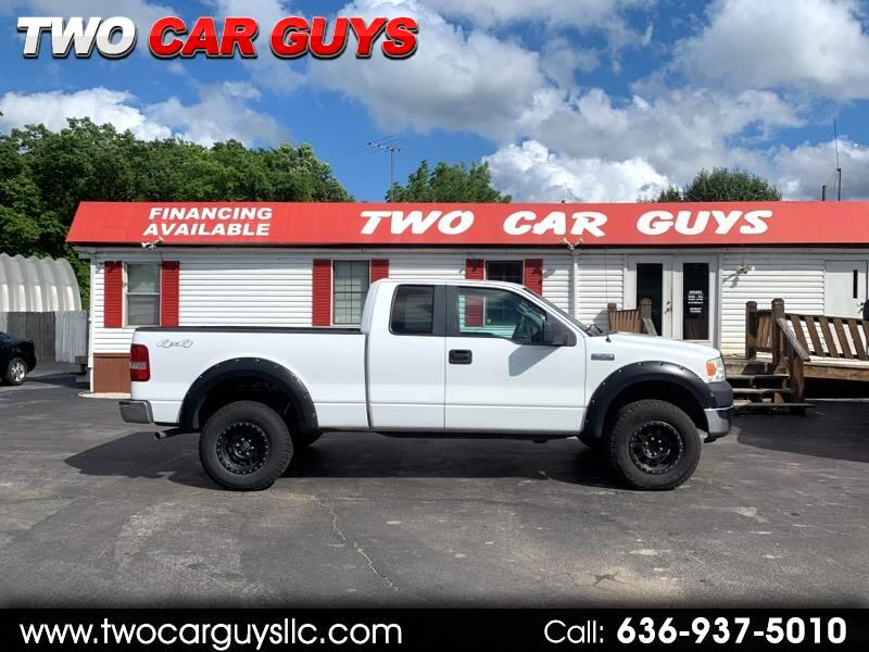 2008 Ford F-150 XLT SuperCab Long Box 4WD