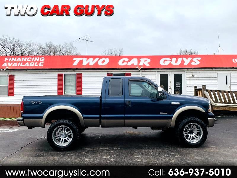 Ford F-250 SD XLT SuperCab Long Bed 4WD 2006