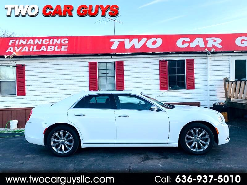 Chrysler 300 C AWD 2016
