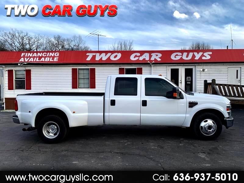 Ford F-350 SD XLT Crew Cab Long Bed DRW 2WD 2008