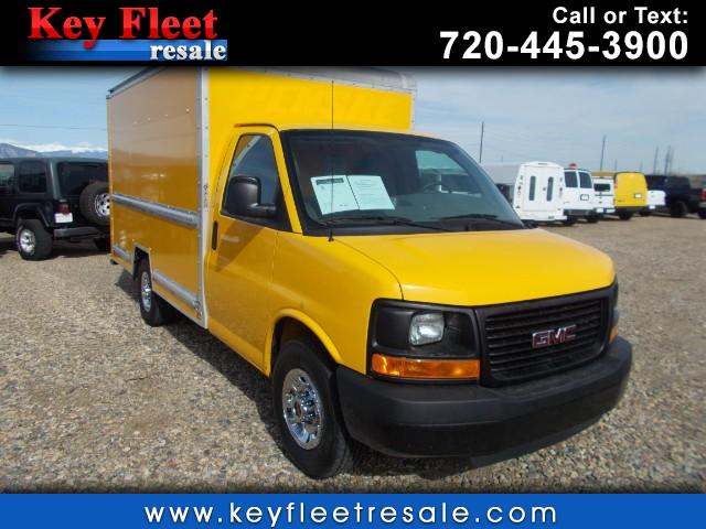 2014 GMC Savana G3500 139 in.