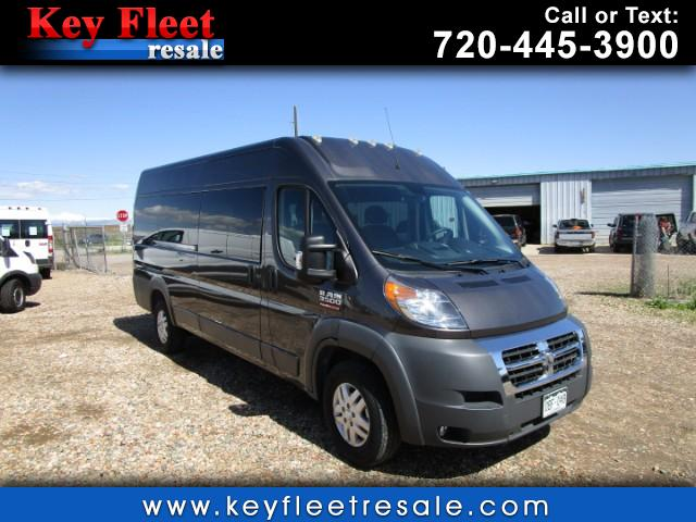 2017 RAM Promaster 3500 High Roof Window Van