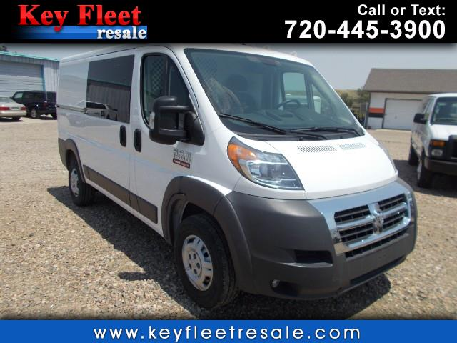 2017 RAM Promaster 1500 Low Roof Tradesman 136-in. WB