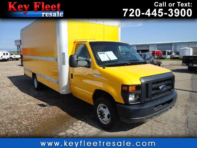 2014 Ford Econoline E-350 Super Duty