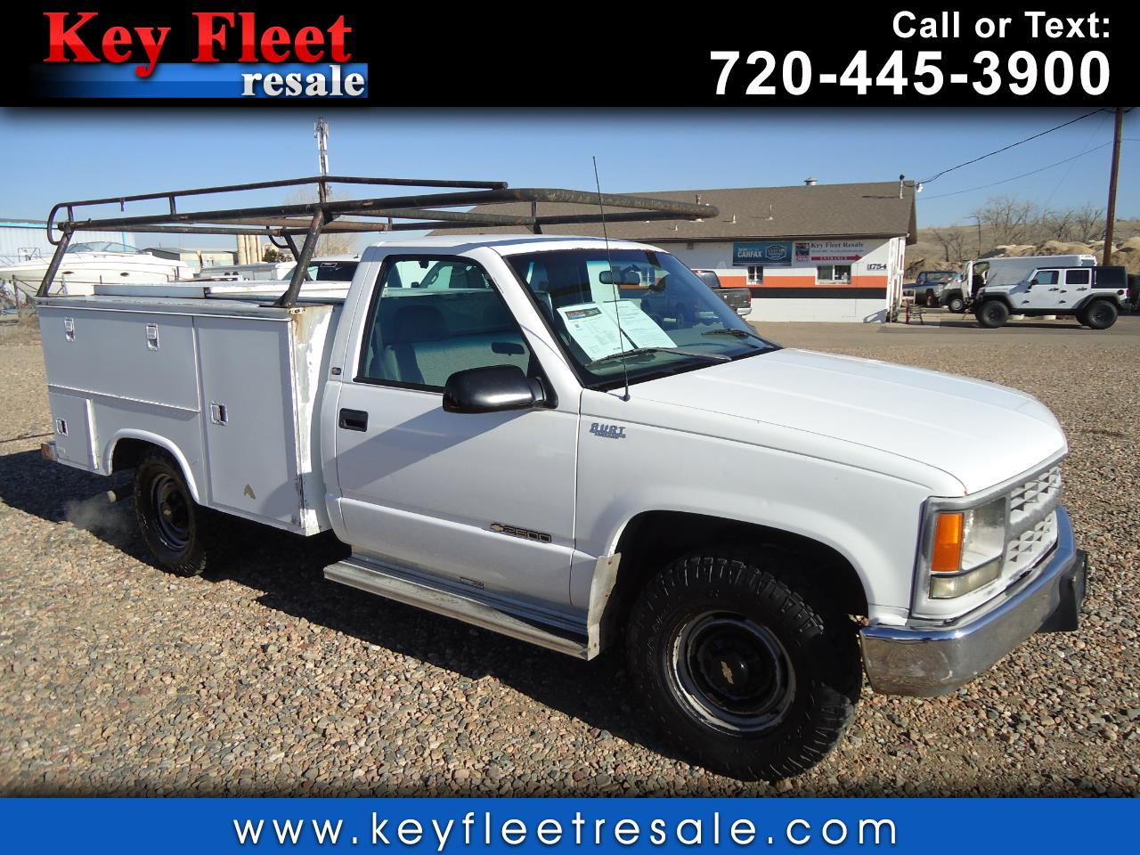1998 Chevrolet C/K 2500 Reg. Cab 8-ft. Bed 2WD