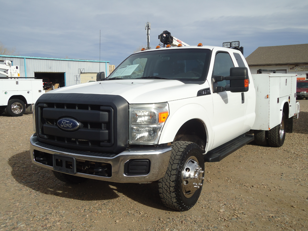 Ford F-350 SD  2012