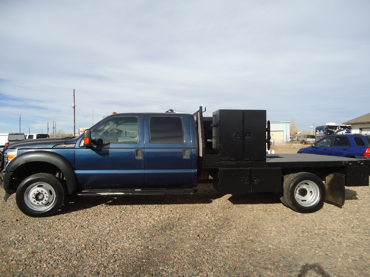 Ford F-450 SD  2013