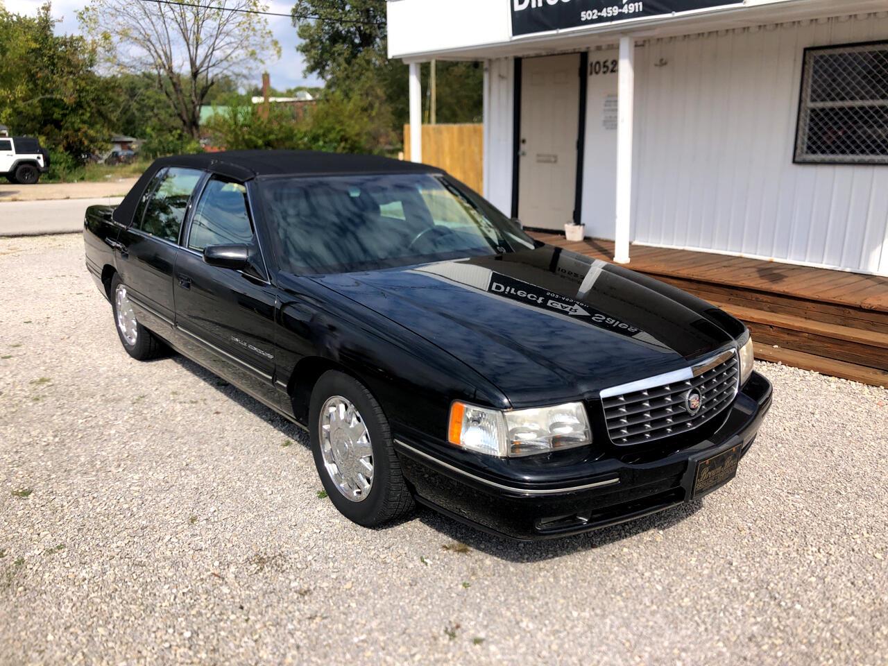 Cadillac DeVille Concours 1999