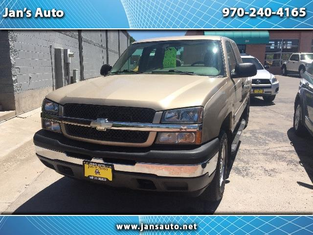 2005 Chevrolet Silverado 1500 LS Ext. Cab Long Bed 4WD