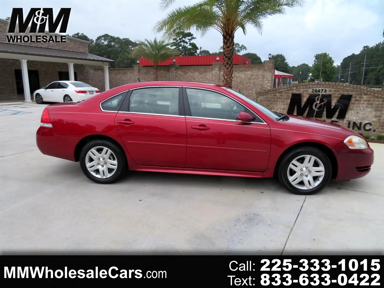 Chevrolet Impala Limited  2015