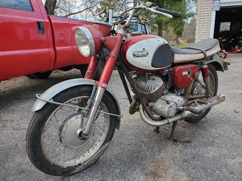 1965 Yamaha Big Bear