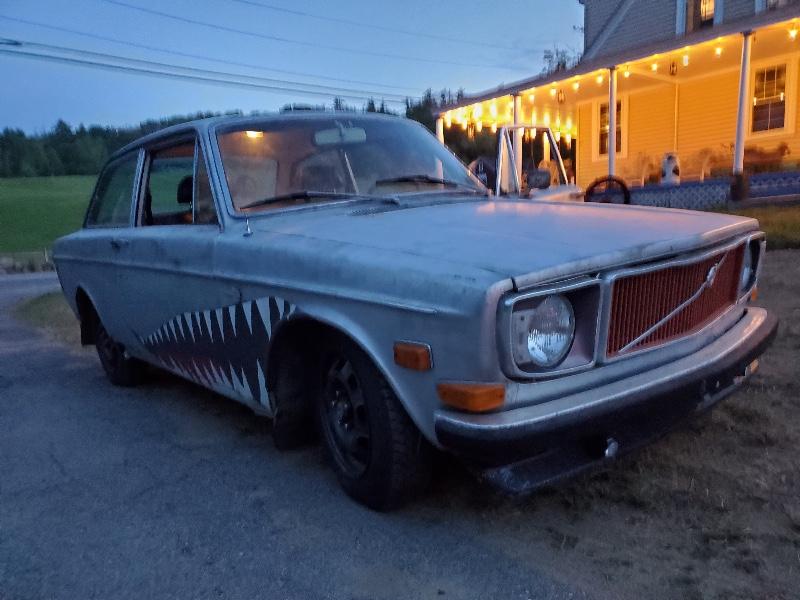 1971 Volvo 142
