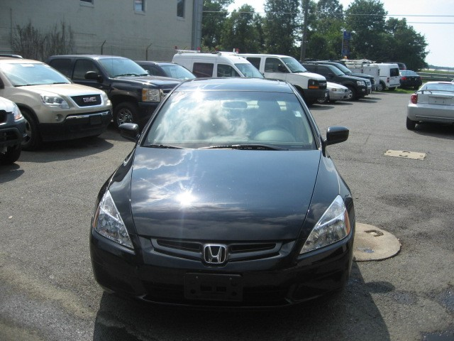 2003 Honda Accord EX Sedan AT w/ Leather and XM Radio