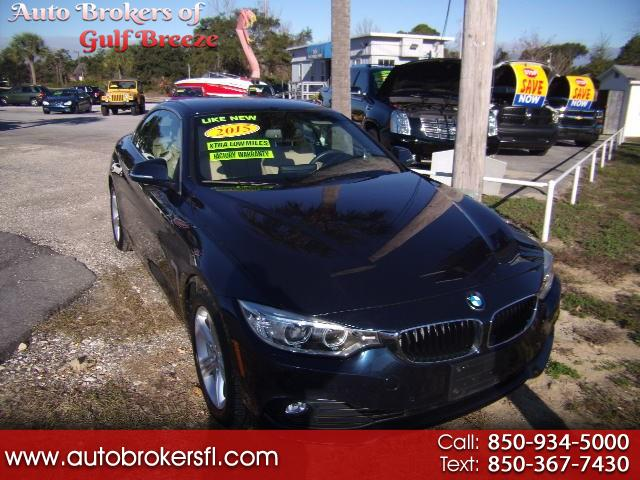 2015 BMW 4-Series 428i xDrive convertible