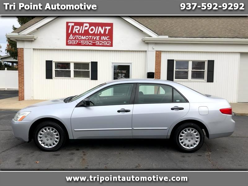 2005 Honda Accord DX sedan AT