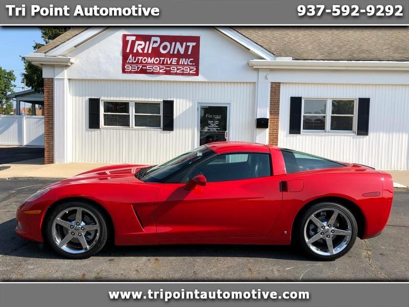 2008 Chevrolet Corvette 3LT Coupe Automatic