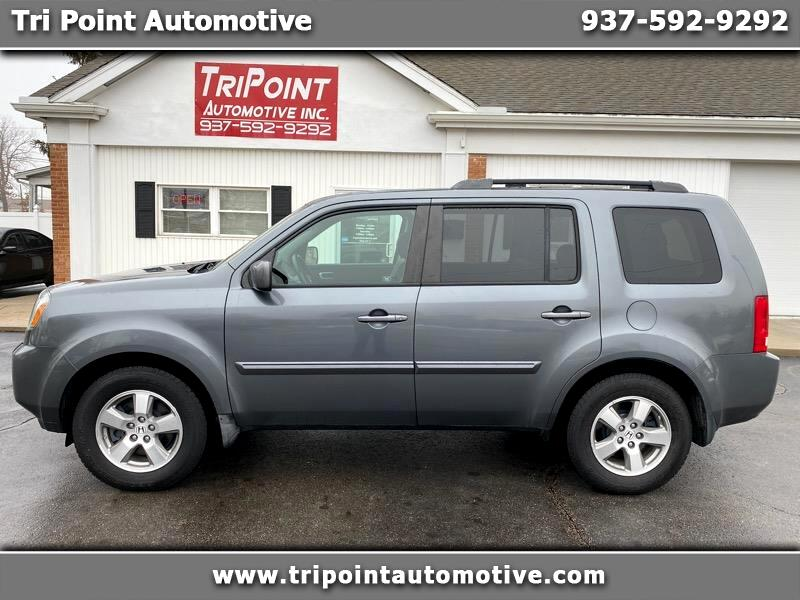 Honda Pilot 4WD EX Auto w/Leather 2010