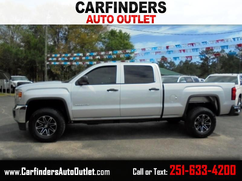 2015 GMC Sierra 2500HD Base Crew Cab 2WD