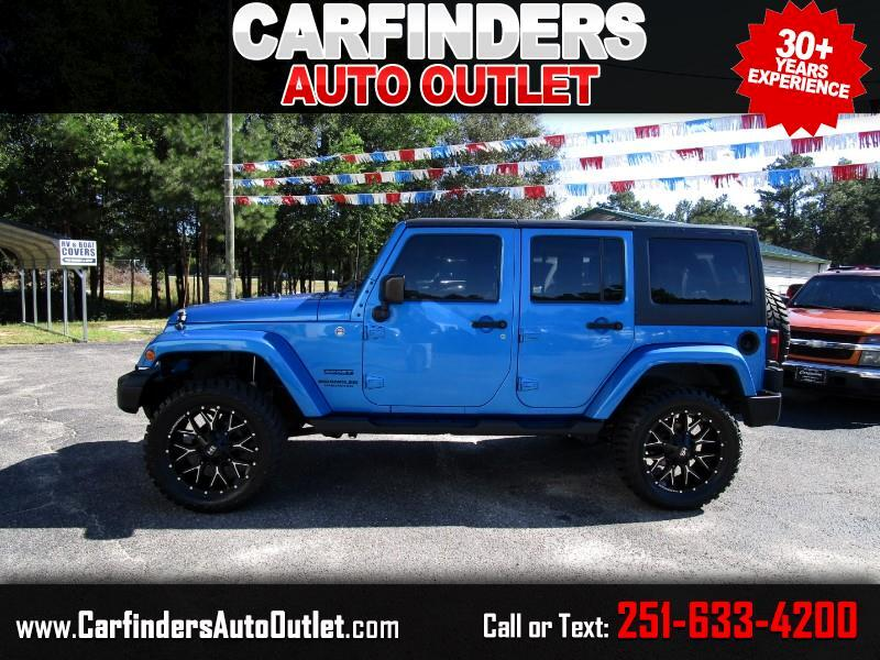 Jeep Wrangler 4WD 4dr Sport 2015