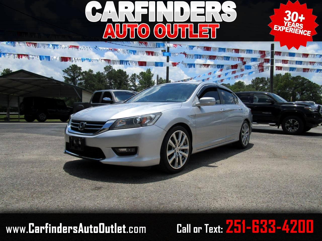 Honda Accord Sedan 4dr I4 Man EX 2014