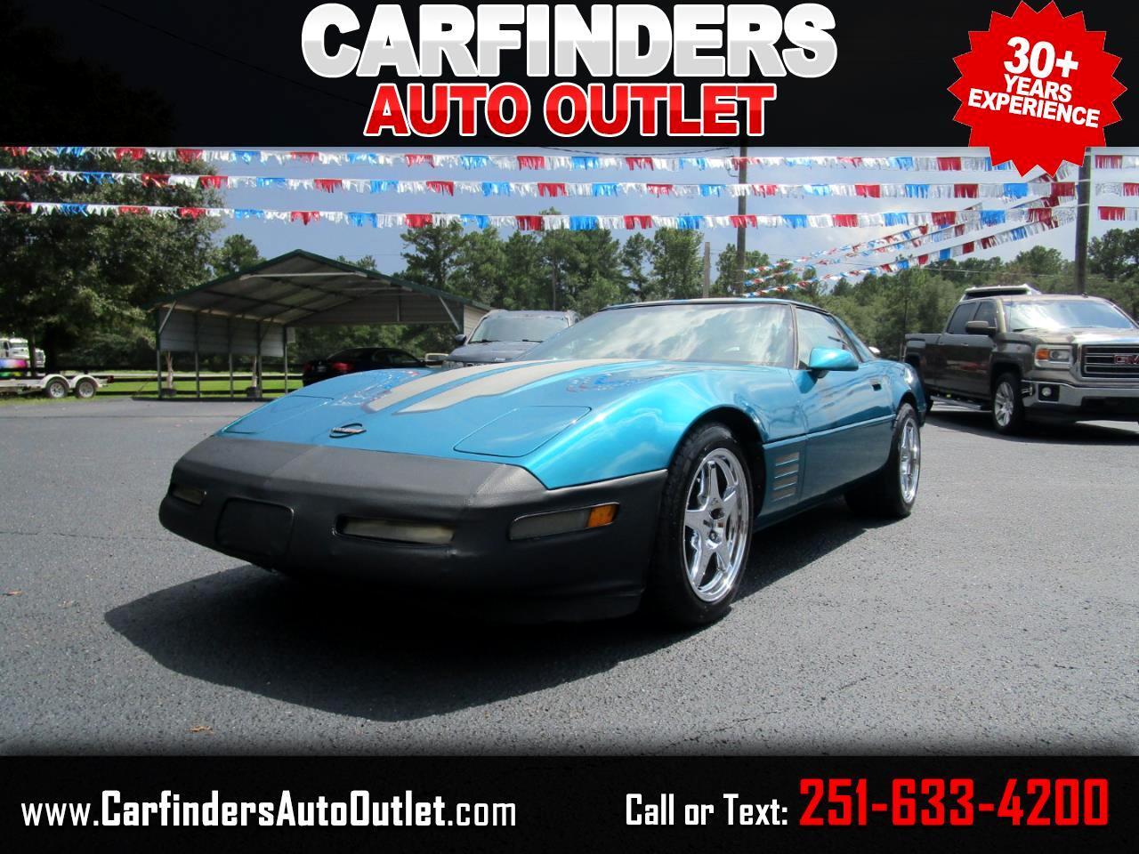 Chevrolet Corvette 1LT Coupe 1994