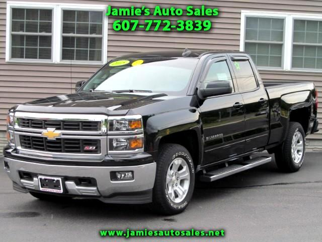 2015 Chevrolet Silverado 1500 2LT Double Cab 4WD Z71 Off-Road Package