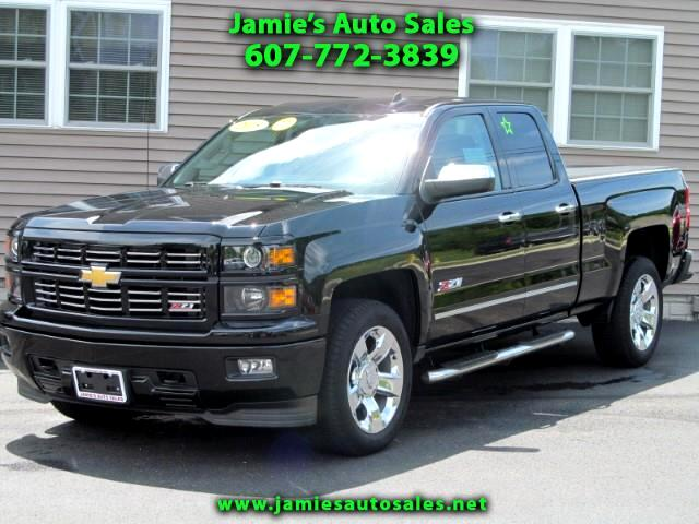 2015 Chevrolet Silverado 1500 2LT Double Cab 4WD Z71 Off-Road Custom Sport Editi