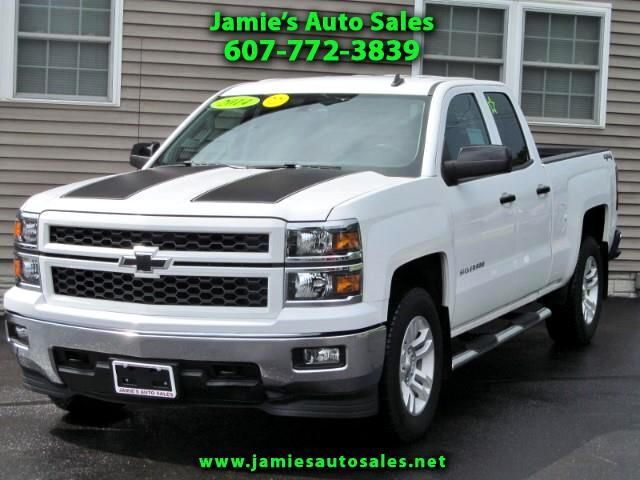 2014 Chevrolet Silverado 1500 2LT Double Cab 4WD Allstar and Rally Packages