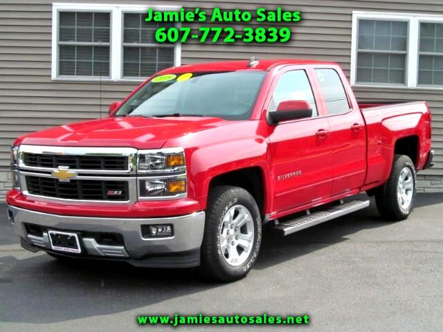 2015 Chevrolet Silverado 1500 2LT Double Cab 4WD Z71 Off-Road w/Allstar Edition