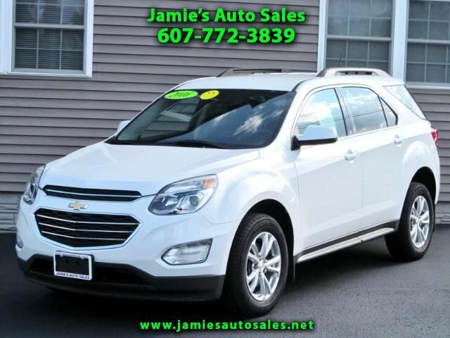 2016 Chevrolet Equinox LT AWD w/Driver Convenience Package