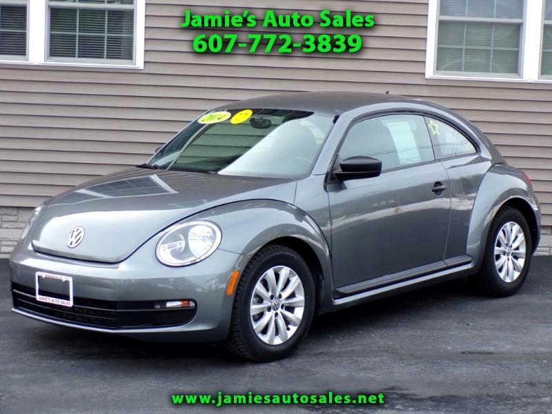 2014 Volkswagen Beetle 2dr Coupe Auto 2.5L