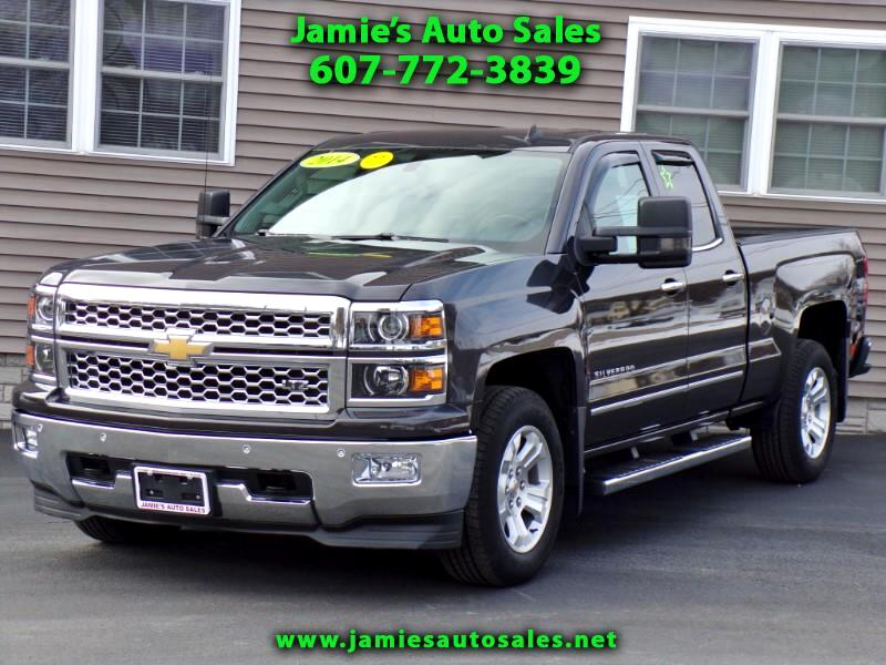 2014 Chevrolet Silverado 1500 LTZ Double Cab 4WD w/LTZ Plus Package